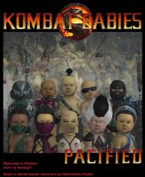 KB Pacified Cover by boxhead7
