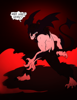 Rise of The Devilman- 143- Who wants some? by NickinAmerica