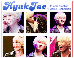 FAME Collection w HyukJae by nylee8