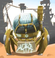 The Alkan Crawler....concept by stupidyou3