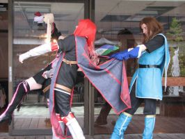 Tales of the Abyss - YOINK. by Akkiko