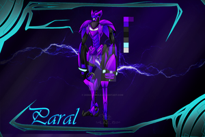 Adoptable02 - Paral (SET PRICE!!!) by ZodiacNikole