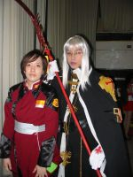 ZAFT soldier n Abel Nightroad by Utentsu