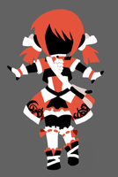 Vocaloid - Page of Scarlet by Dj-Mewmew