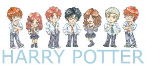 HARRY_POTTER by xauychu