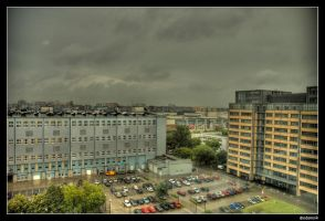 HDR - View from my office by adamsik