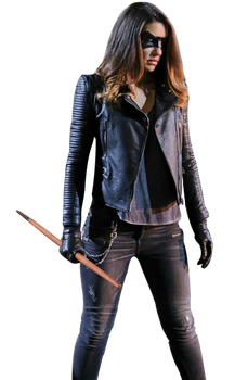 Dinah Drake - Black Canary - Transparent by cthebeast123