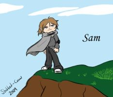 Sam by Shokked-crow