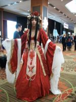 A-Kon 22: Water God's Bride by Manic-Melody