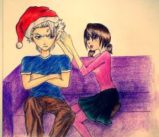 Best Santa ever by mitsuishi