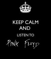 Keep calm: Pink Floyd by Charlotte103