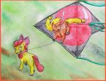 Week 306 - Kiting by Wag-Tail