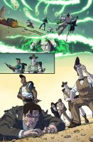 Ghostbusters 11 page 9 by luisdelgado