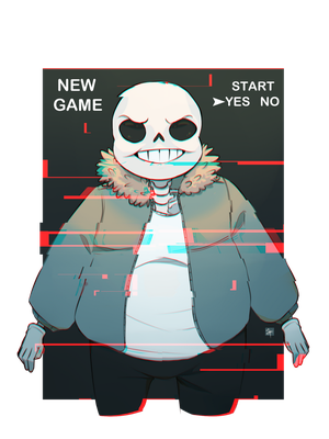 Sans by Julia-Kisteneva