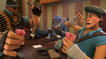 SFM Poster : Friendly Poker Night by Olderika