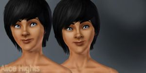 Alice Hights by TheSims3Pets