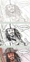 PSC - Jack Sparrow 1 - Steps by The-Real-NComics