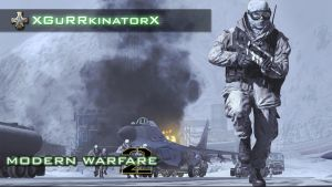 MW2 Wallpapers by thegurrkin