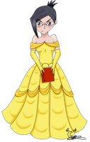 Bleach Princess: Nanao by Cresselivoir