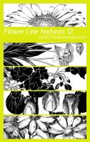 Flower Line textures 12 by mini0714