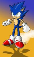 SP: Sonic the Hedgehog by Hathor-the-Queen