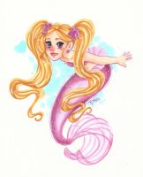 MerMay: Day 12 by chelleface90