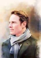 Fassbender Photo Paint by Brilcrist