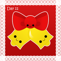 Christmas day 11: christmas bell by to-much-a-thing
