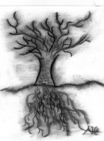 the anti life tree by flame-dark