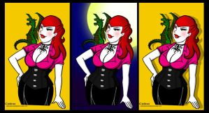 All 3 Versions by ChibiCelina