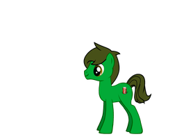 Edd Gould pony by E404Corruption