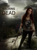 Cosplay The Walking Dead by Imaginary2095