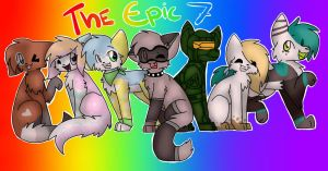 The Epic 7 [AT] by Willowtehkat