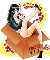 Fragile: Handle With Care by AlexKingOfTheDamned