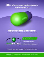 Eyesistant can cure... by CoryWayDesign