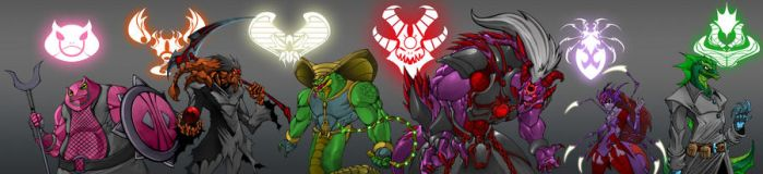 Poison Lords by bleedman