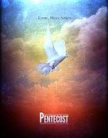 Pentecost Poster by Treybacca
