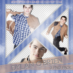 DYLAN O'BRIEN PNG PACK (1) by spencersummer
