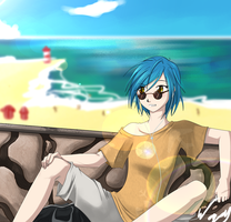 Everyone needs vacations by wapy