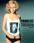 Charlize Theron - Wallpaper by DBAries