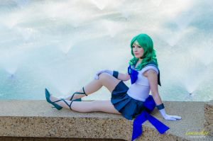 Sailor Neptune III by MelfinaCosplay