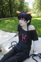 Meenah Photoshoot 7 by SpinklesOfTruth