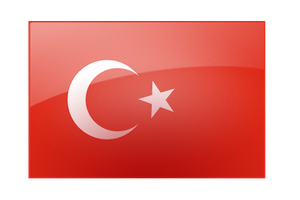 Turkey Flag by tahaerakay