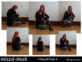 Urban Series II Pack 4 by mizzd-stock