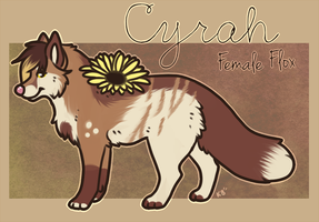 Cyrah Flox - SOLD by pandapoots
