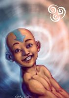 Avatar: Aang by suthnmeh