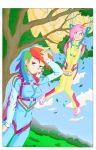 Fluttershy Can Really Fly by phallen1