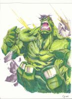 Hulkscan Copic Scanned by FlatsNColors