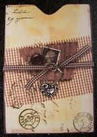 Tag - Letter - Envelope by Gracies-Stock
