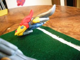 Diorama Detail - Swoop 2 by kenyastarflight